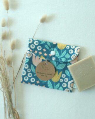 pochette à savon imperméable - Cassandre